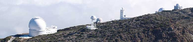 Roque de los Muchachos and the observatories